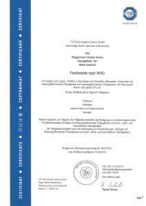 2015 Zertifikat Fachbetrieb nach WHG web